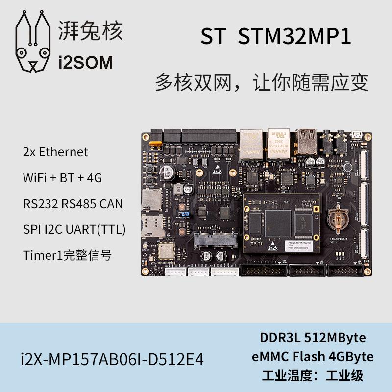 i2X-MP15X开发套件