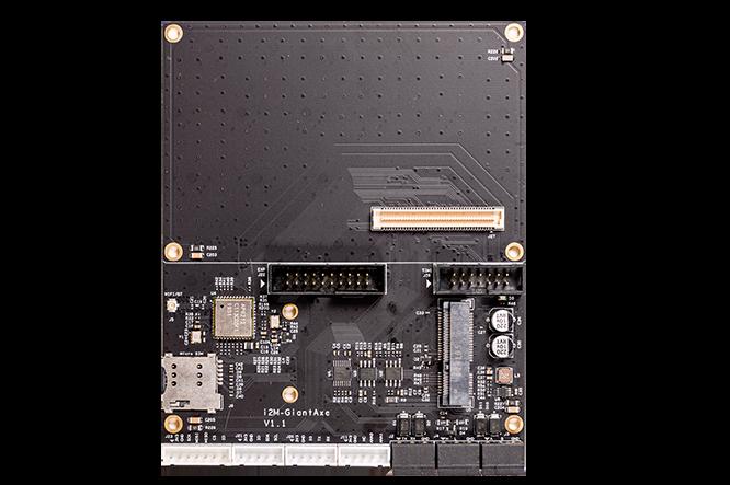 i2M-GiantAxe扩展板
