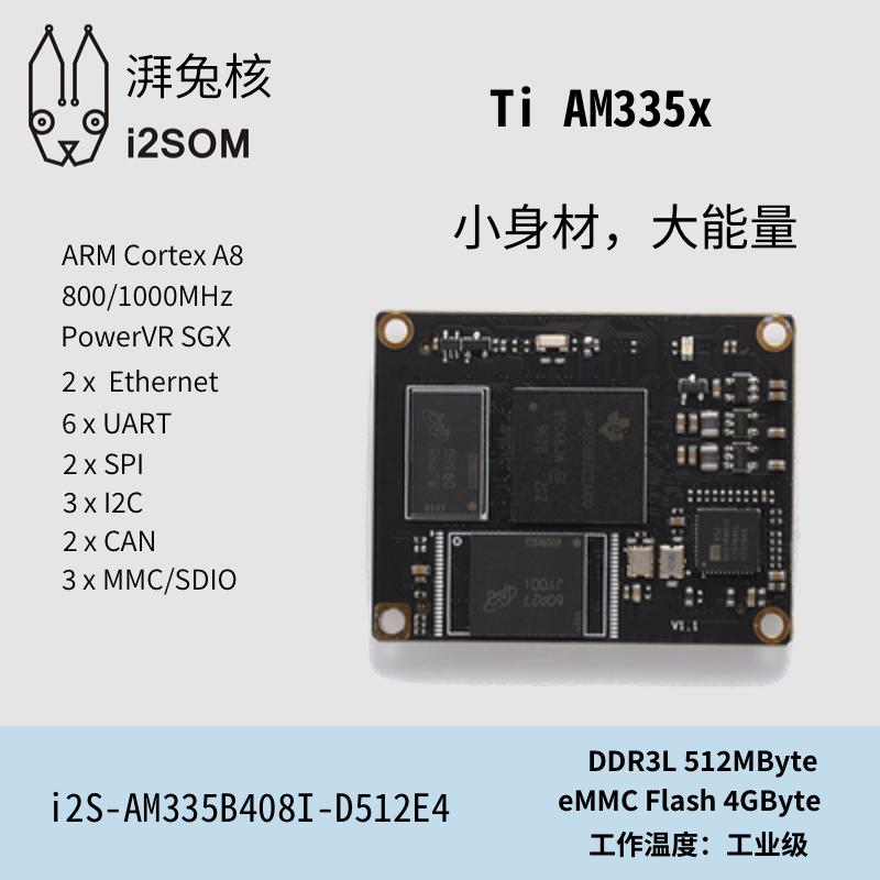 i2S-335B系列核心板